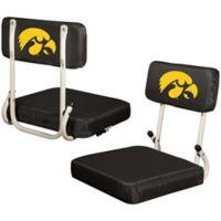 University of Iowa Hard Back Stadium Seat