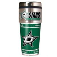 NHL Dallas Stars 16 oz. Metallic Tumbler