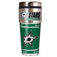 NHL Dallas Stars 16 oz. Metallic Tumbler