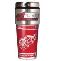 NHL Detroit Red Wings 16 oz. Metallic Tumbler