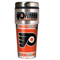 NHL Philadelphia Flyers 16 oz. Metallic Tumbler