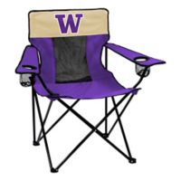 University of Washington Collegiate Elite Folding Chair