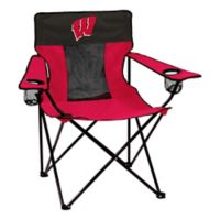 University of Wisconsin Elite Folding Chair