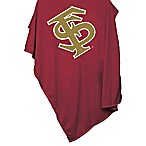 Florida State University 54-Inch x 84-Inch Sweatshirt Throw Blanket