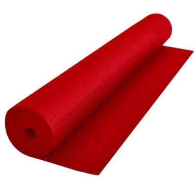 Buy Red Yoga Mat From Bed Bath Amp Beyond