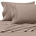 Pure Beech® 100% Modal Sateen Standard Pillowcase Pair in Taupe