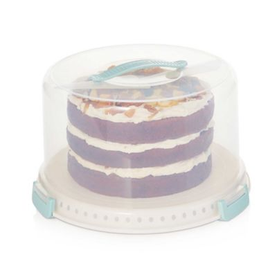 Cake Decorating Kit Bed Bath Beyond : Sweet Creations 3-Piece Cake Carrier Set - Bed Bath & Beyond