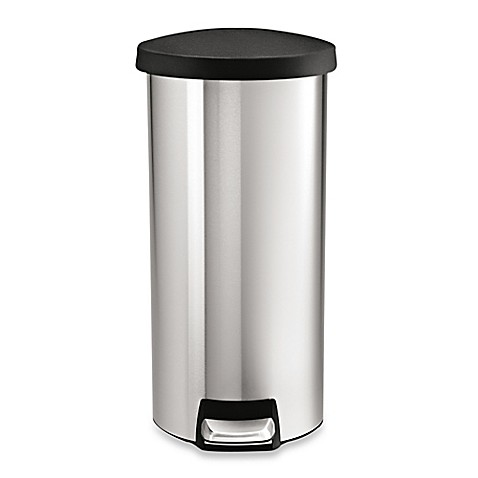 [Bed Bath And Beyond]simplehuman 30L Trash Can (CW1967)