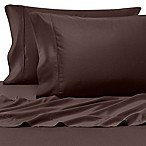 Pure Beech® 100% Modal Sateen Queen Sheet Set in Chocolate