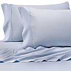 Pure Beech® 100% Modal Sateen Standard Pillowcase Pair in Light Blue