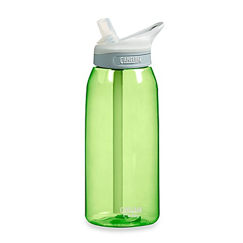 buy camelbak eddy 1 liter water bottle in grass green from bed bath beyond. Black Bedroom Furniture Sets. Home Design Ideas