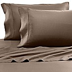 Eucalyptus Origins™ Tencel® Lyocell Queen Sheet Set in Canvas Stripe