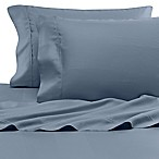 Eucalyptus Origins™ Tencel® Lyocell Standard Pillowcases in Blue Stripe (Set of 2)