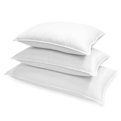 thread count king down pillow