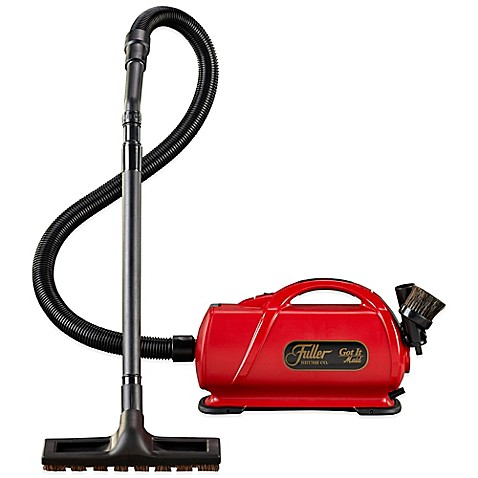 fuller brush got it maid portable canister vacuum - Canister Vacuums