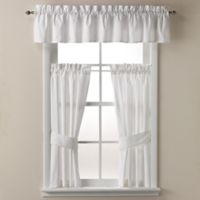 Wamsutta® Milano 32-Inch x 45-Inch Window Curtain Tier Pair