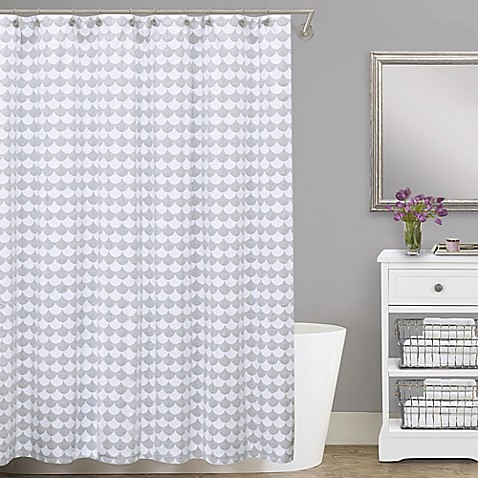 brown and white shower curtain. Long Curtains Shower  Curtain Tracks Bed Bath Beyond