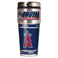 MLB Los Angeles Angels 16 oz. Metallic Tumbler