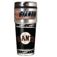 MLB San Francisco Giants 16 oz. Metallic Tumbler