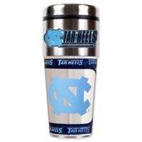 University of North Carolina 16 oz. Metallic Tumbler