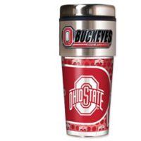 Ohio State University 16 oz. Metallic Tumbler