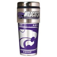 Kansas State University 16 oz. Metallic Tumbler