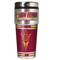 Arizona State University 16 oz. Metallic Tumbler