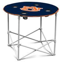 Auburn University Round Collapsible Table