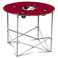 Florida State University Round Collapsible Table