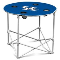 University of Kentucky Round Collapsible Table