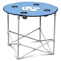 University of North Carolina Round Collapsible Table