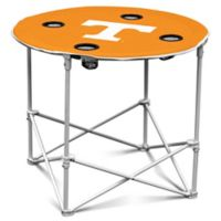 University of Tennessee Round Collapsible Table