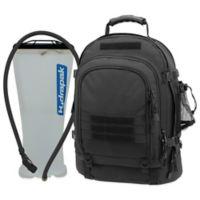 Mercury Luggage/Seward Trunk Code Alpha™ Tac Pak with Hydrapak™ in Black