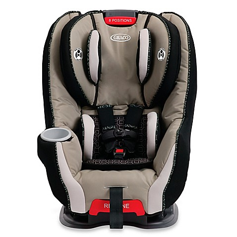 graco size4me 65 convertible car seat in pierce buybuy baby. Black Bedroom Furniture Sets. Home Design Ideas