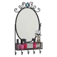 Mirror Jewelry Holder
