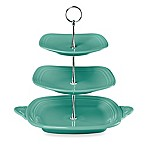 Fiesta® 3-Tier Server in Turquoise