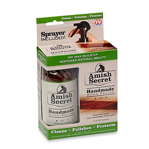 Amish Secret Wood Cleaner Bed Bath Amp Beyond