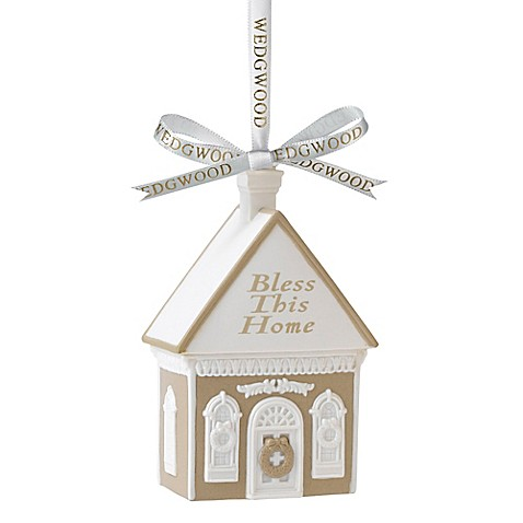 Wedgwood 2014 Bless This Home Ornament Buybuy Baby