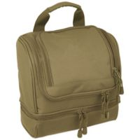 Mercury Luggage/Seward Trunk Code Alpha™ Shave Kit in Coyote