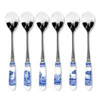 Spode® Blue Italian Teaspoons (Set of 6)
