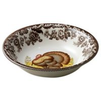 Spode® Woodland Ascot Turkey Cereal Bowl
