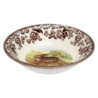 Spode® Woodland Ascot Rabbit Cereal Bowl