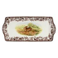Spode® Woodland Rabbit Sandwich Tray