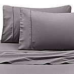 Kenneth Cole Reaction Home 400-Thread-Count Queen Sheet Set in Charcoal