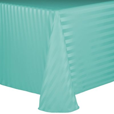Buy Mckenna 70 Inch X 120 Inch Oblong Tablecloth In Blue
