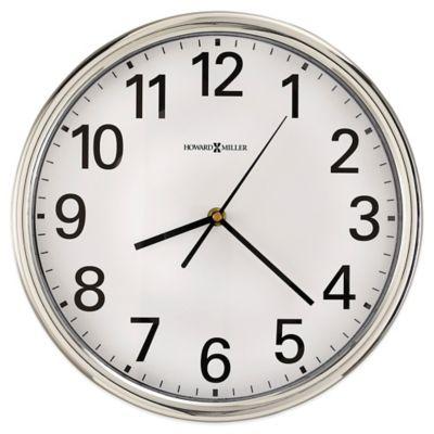howard miller hamilton wall clock - Howard Miller Clocks