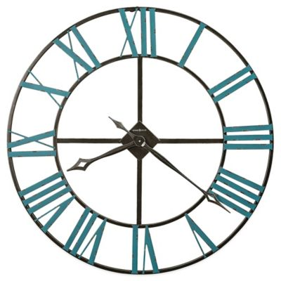 buy battery operated wall clock from bed bath  beyond,