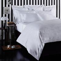 Frette At Home Tiber Standard Pillow Sham in Ivory