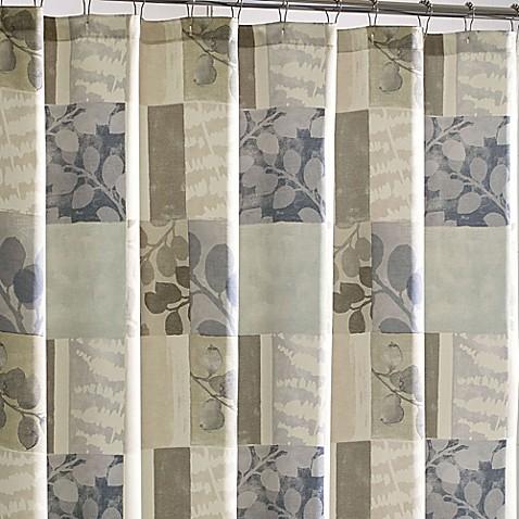 J Queen New YorkTM Collage Shower Curtain