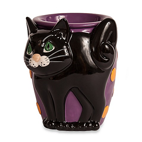 Halloween Fragrance Black Cat Wax Warmer Bed Bath Amp Beyond